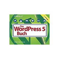 Das WordPress-5-Buch. Moritz Sauer  - Buch