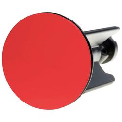 Sanilo Stöpsel, für Waschbecken, Ø 4 cm rot
