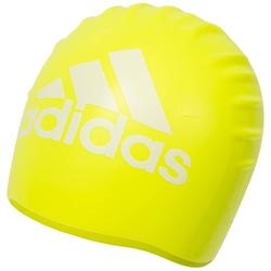 Czepek pływacki adidas Silicone Graphic Cap AJ8655 - Rozmiar: jeden rozmiar