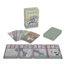 Little Dutch Quartett Kartenspiel Tiere