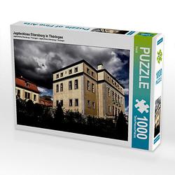 Jagdschloss Ettersburg in Thüringen Lege-Größe 64 x 48 cm Foto-Puzzle Bild von Flori0 Puzzle