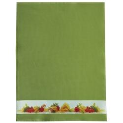 framsohn Geschirrtuch Waffel ''Pasta'' 50 x 70 cm Moos