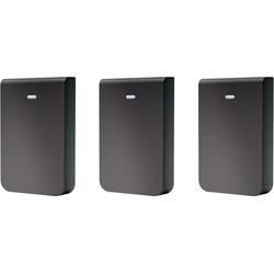 Ubiquiti IW-HD-BK-3-Set (Montage-Kit), Netzwerk Zubehör
