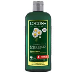 LOGONA Farbreflex Shampoo Blond Bio-Kamille 250 ml