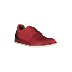 Lavard Rote Sneakers aus Leder 73272  43