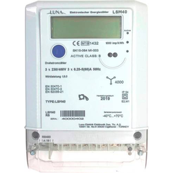 LUNA LSM40 Drehstromzähler digital MID-konform: Ja 1St.