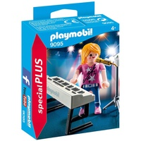 Playmobil Sängerin am Keyboard (9095)