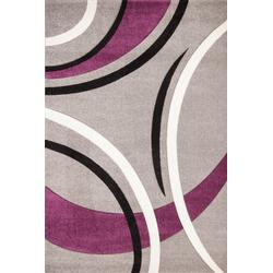 Teppich Venlo - Silber