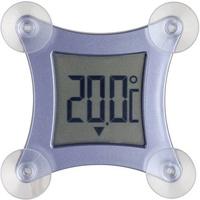 TFA Fenster-Thermometer Poco Blau
