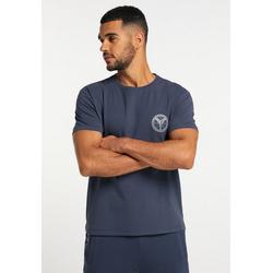 CARLO COLUCCI Sweatshirt Campanella blau L