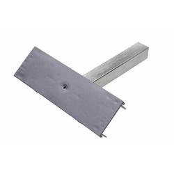 Bootstrailer-Seitenstütze - PZ1 H=300 mm