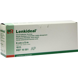 Lenkideal Idealb.6 Cmx5 m Weiß o.Verbandkl.Lose