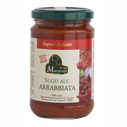 (10.97 EUR/kg) Marabotto Sugo all'Arrabbiata 300g  - 300 g