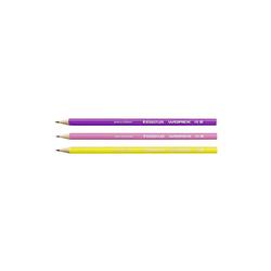STAEDTLER 180F BK3 1 Bleistift Wopex HB