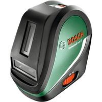 Bosch Home and Garden UniversalLevel 3 Basic Kreuzlinienlaser selbstnivellierend Reichweite (max.):