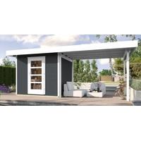 weka Designhaus wekaLine 172 B 5,00 x 2,10 m anthrazit