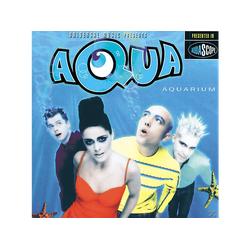 Aqua - Aquarium (CD)