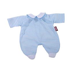 GÖTZ Puppenkleidung Puppenkleidung Anzug blue stripes, 48 cm blau