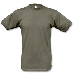 Brandit Bundeswehr T-Shirt Unterhemd oliv, Größe 4