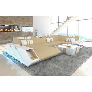 Sofa Dreams Sofa Apollonia S, U Form