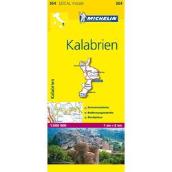 Kalabrien 1 : 200 000