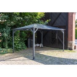 3x4 m Hardtop Pavillon Romance