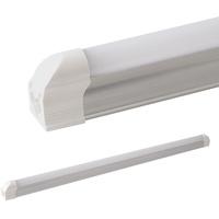 LEDVero T5 LED Lichtleiste 60cm, Abdeckung: milchig - kaltweiß - Röhre / Tube Leuchtstoffröhre