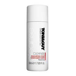 TONI&GUY Cleanse Shampoo Damaged Hair 50 ml
