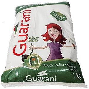 Guarani Brasilien feiner Rohrzucker für Cocktails 1,0 Kg