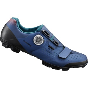 Shimano SH-XC5WN Cross Country Schuhe SPD women navy (N01) 37