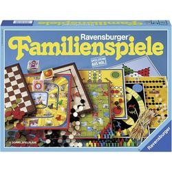Ravensburger Spielesammlung, Familienspiele - Spielesammlung
