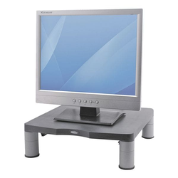 Monitor-Ständer »Standard Monitor Riser« grau, Fellowes, 33.3x10.1x34.2 cm
