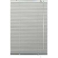 my home Jalousie Klemm-Jalousie, my home, ohne Bohren, freihängend, Aluminium-Jalousie zum Klemmen silberfarben 55 cm x 130 cm