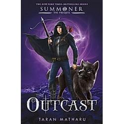 The Outcast. Taran Matharu  - Buch