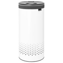Brabantia 35-Liter-Wäschebox, Weiß