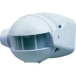 Smartwares 10.017.10 Aufputz PIR-Bewegungsmelder 180° Weiß IP44