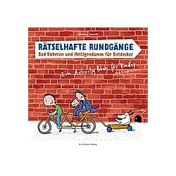 Rätselhafte Rundgänge. Geneviève Susemihl  - Buch
