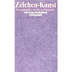 Zeichen-Kunst. Werner Stegmaier  - Buch