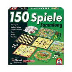 Schmidt Spiele Spielesammlung, 150er Spielesammlung