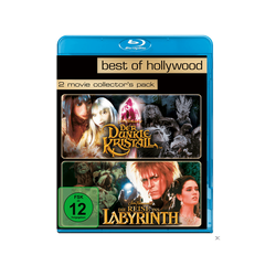 Der Dunkle Kristall / Die Reise Ins Labyrinth (Best Of Hollywood) Blu-ray