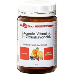 Vitamin C + Bioflavonoide Dr. Wolz