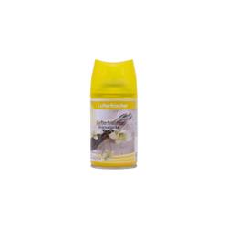 Reinex fresh Lufterfrischer-Spray, Nachfüller für automatische Duftsprays, 250 ml - Dose, Aromatische Vanille