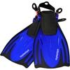 Aquazon AQUAZON Flosse AQUAZON ALICANTE Verstellbare Flossen, Schnorchelflossen, Taucherflossen, Schwimmflossen für Kinder und Erwachsene zum Schnorcheln, Schwimmen blau 42/45