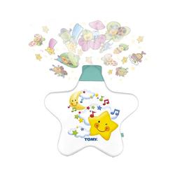 Tomy® Nachtlicht Schlummerlicht Starlight Traumshow, weiß