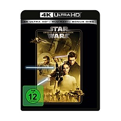 Star Wars: Angriff der Klonkrieger (4K Ultra HD) - DVD  Filme