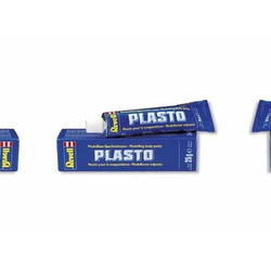 Revell Plasto Spachtelmasse für Plastik Modellbau / 39607