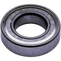 Reely Kugellager radial Edelstahl Innen-Durchmesser: 10mm Außen-Durchmesser: 19mm Drehzahl (max.):