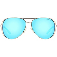 Michael Kors Chelsea MK5004 100325 rosegold/blue mirrored