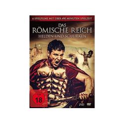 Das römische Reich Box-Edition (6 Filme/2 DVDs) DVD