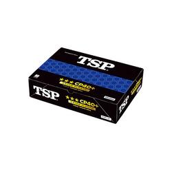 TSP Tischtennisball TSP Ball CP40+ 3*** 60er